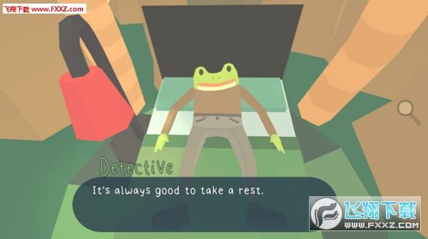 闹鬼小岛:青蛙侦探截图3