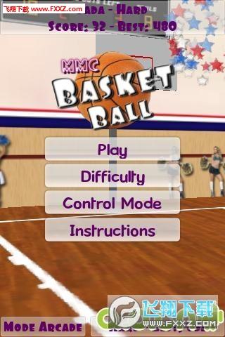 投篮大赛游戏v1.2截图1