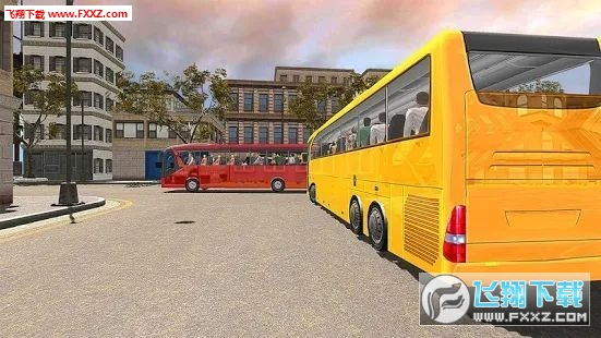 教练巴士模拟器2019手游v1.2截图2