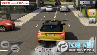 出租车模拟器3d安卓版v4.0截图3
