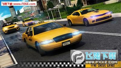 出租车模拟器3d安卓版v4.0截图2
