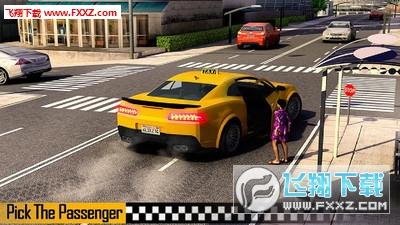 出租车模拟器3d安卓版v4.0截图1