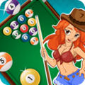 �_球��QPool Shooter Billiard Ball手游2.0