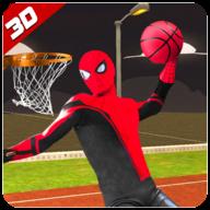 蜘蛛侠狂热篮球明星安卓版v1.0.1