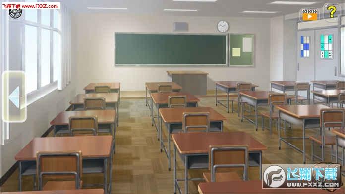 逃离中学教室无限提示版截图1