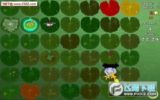 青蛙与仙鹤截图3
