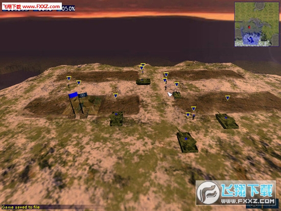 战争启示录 (Conflict Zone Demo)截图2