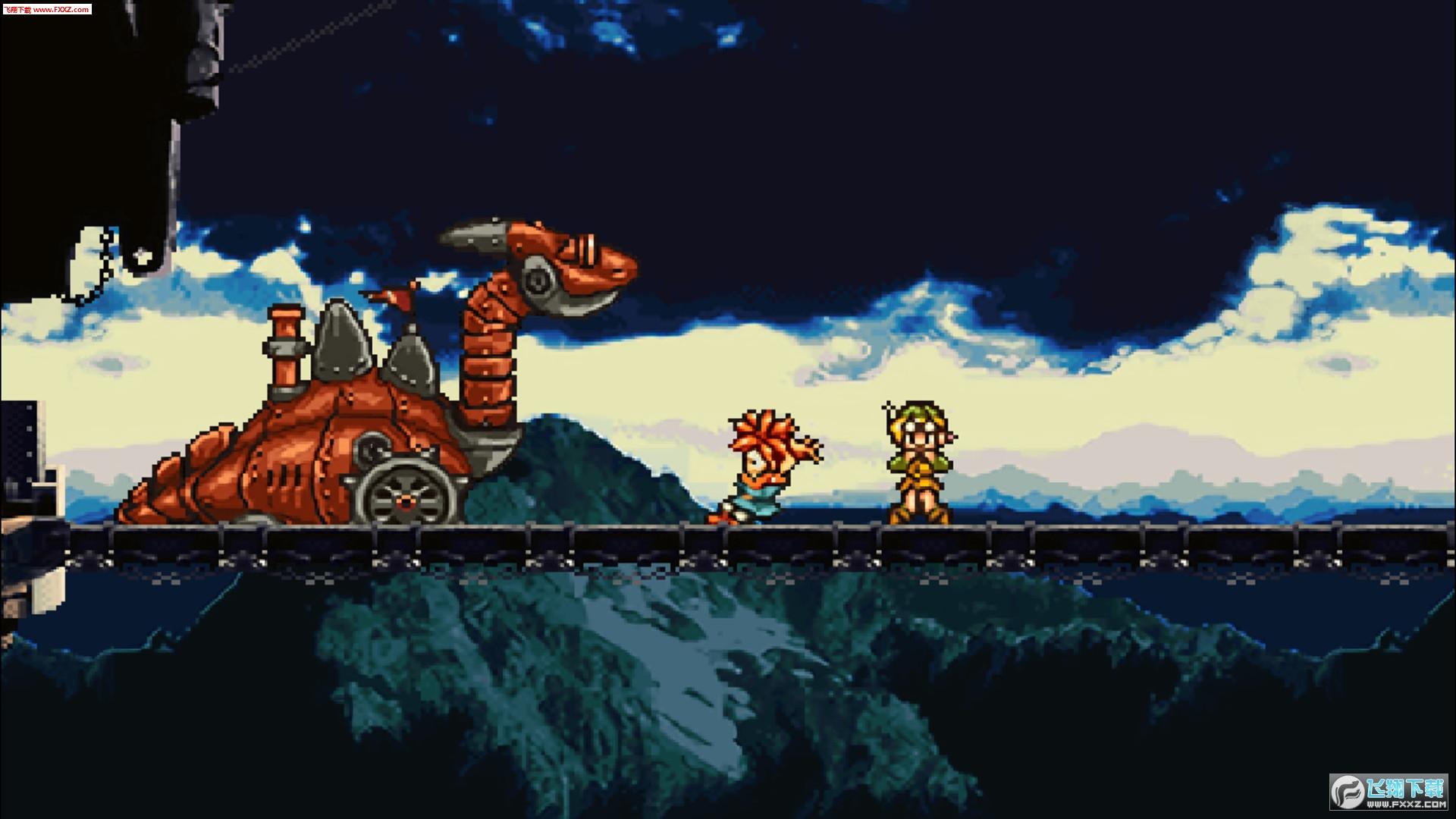 时空之轮(Chrono Trigger)截图1