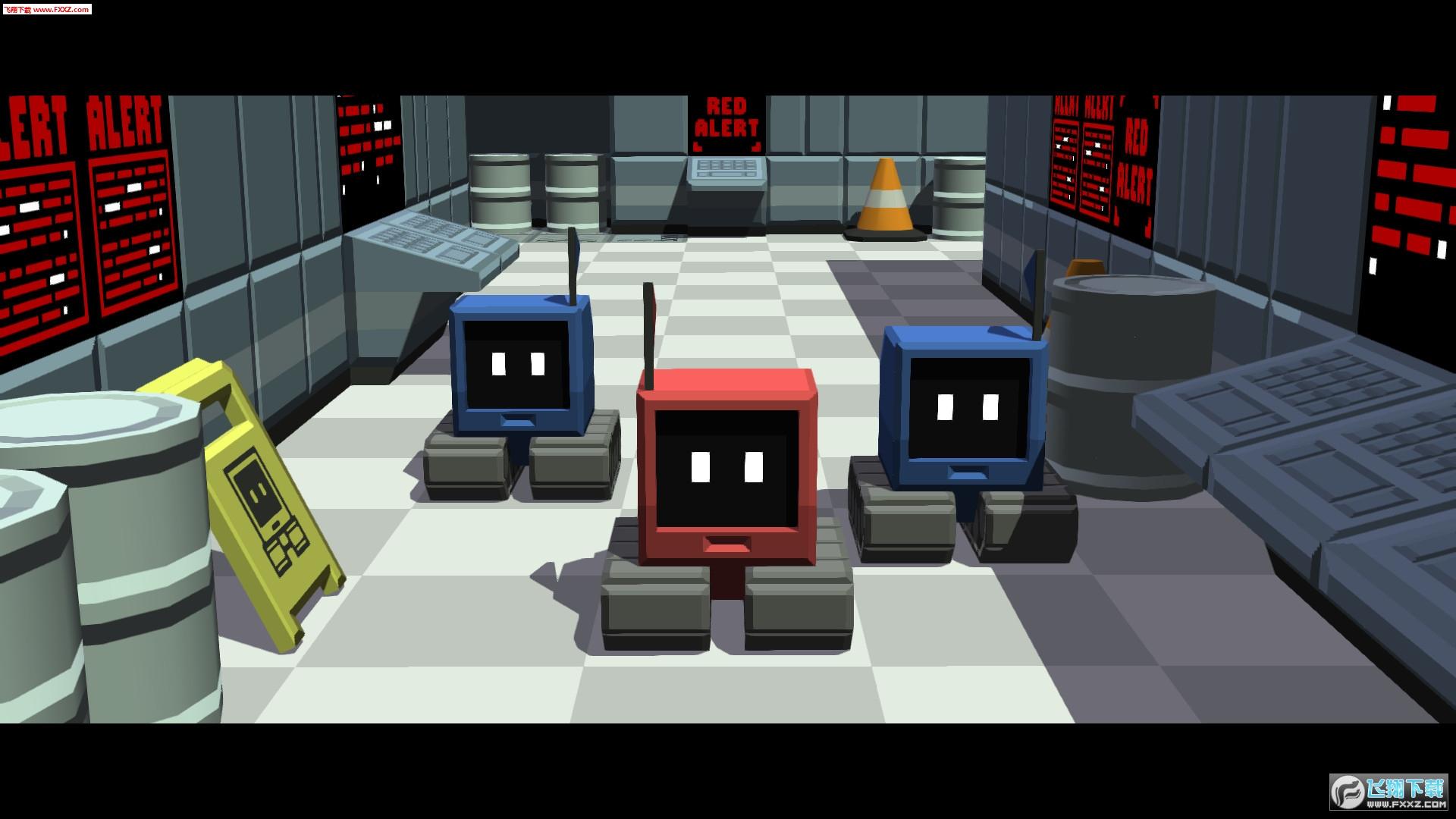 闯关机器人(Redirection)截图1