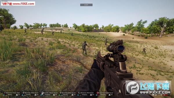自由人:游击战争(Freeman: Guerrilla Warfare)截图1