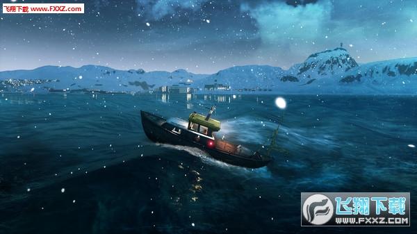 钓鱼:巴伦支海(Fishing: Barents Sea)截图1