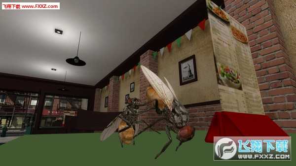 苍蝇模拟器截图6
