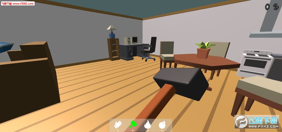 房间清理模拟器截图1
