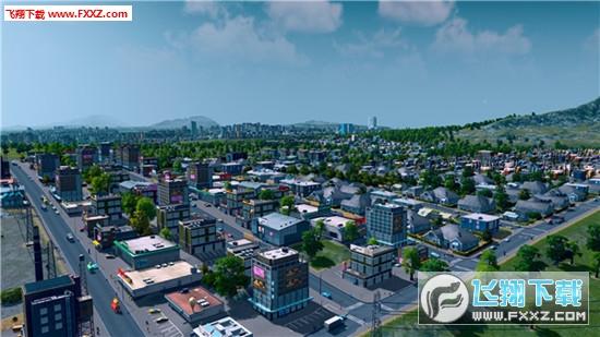 城市:天际线绿色之城截图1