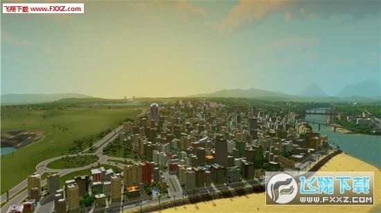 城市:天际线绿色之城截图2
