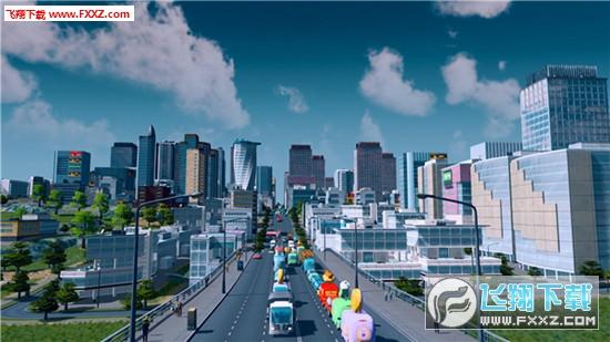 城市:天际线绿色之城截图3
