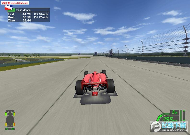 印地赛车2006 硬盘版截图2