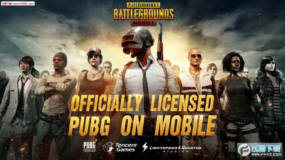 PUBG Mobile刺激战场国服版截图3