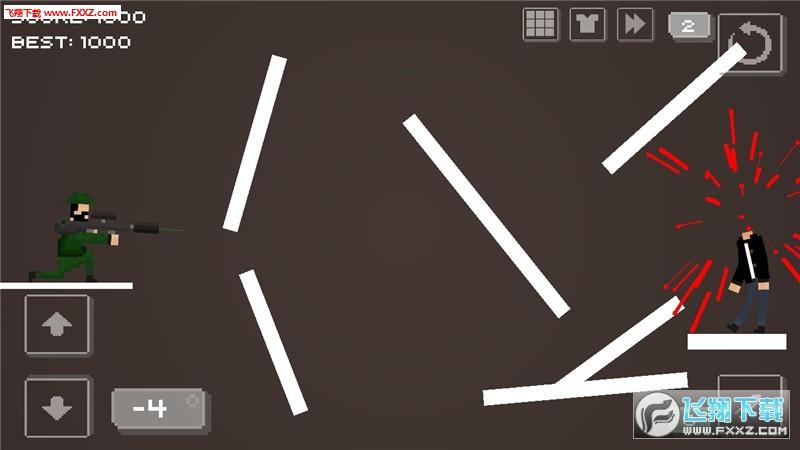 狙击2D安卓版截图0