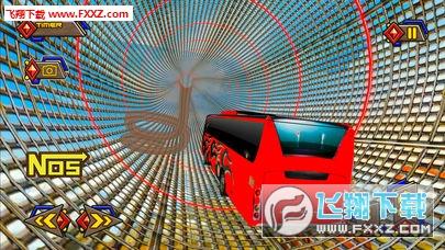 天空巴士疯狂不可能跟踪和漂移游戏v1.1截图0