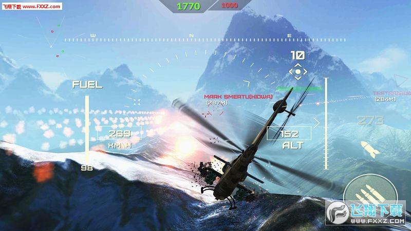 武装直升机世界1.2.2截图1