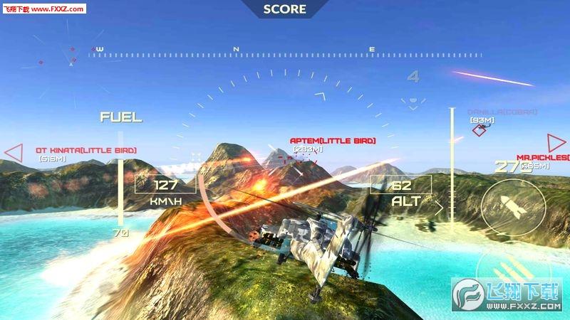武装直升机世界1.2.2截图3