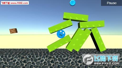 怪物球跑安卓版截图1