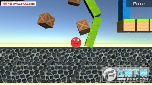 怪物球跑安卓版截图0