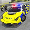 警车驾驶模拟器安卓版