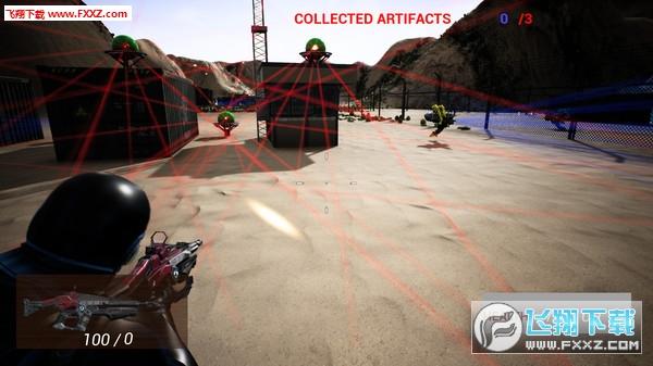 机器人入侵射手2:地球之战截图2