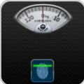 手指指纹测体重软件app