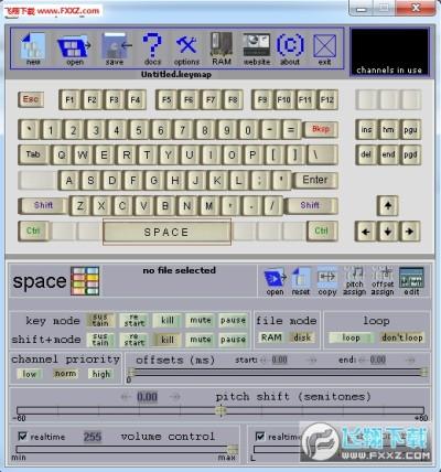 键盘模拟打击器(Soundplant)免费版下载|键盘模拟打击器