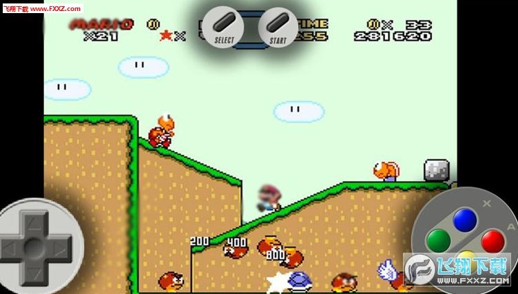 NES超级玛丽世界安卓版截图1