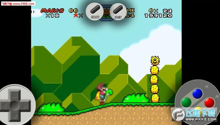 NES超级玛丽世界安卓版截图2