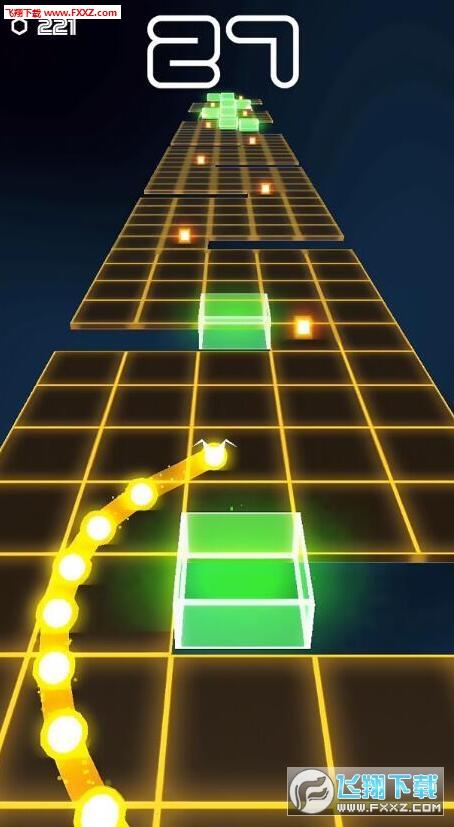 蛇形空间游戏截图3