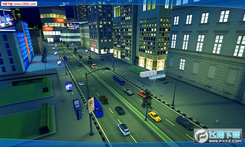 城市公交车模拟器2018安卓版v1.2截图2