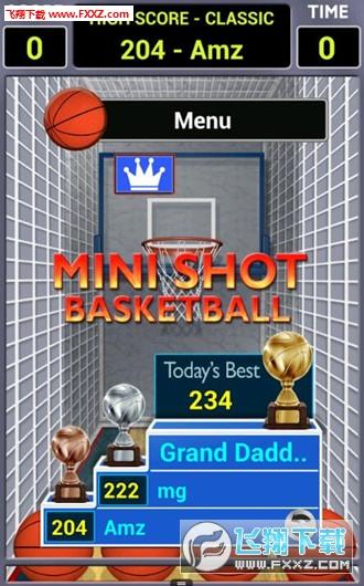迷你篮球手游3.1.9截图0