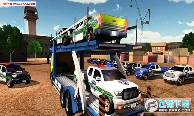 越野卡车运输模拟器安卓版截图0