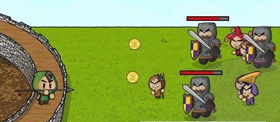 城堡入侵王位安卓版截图1