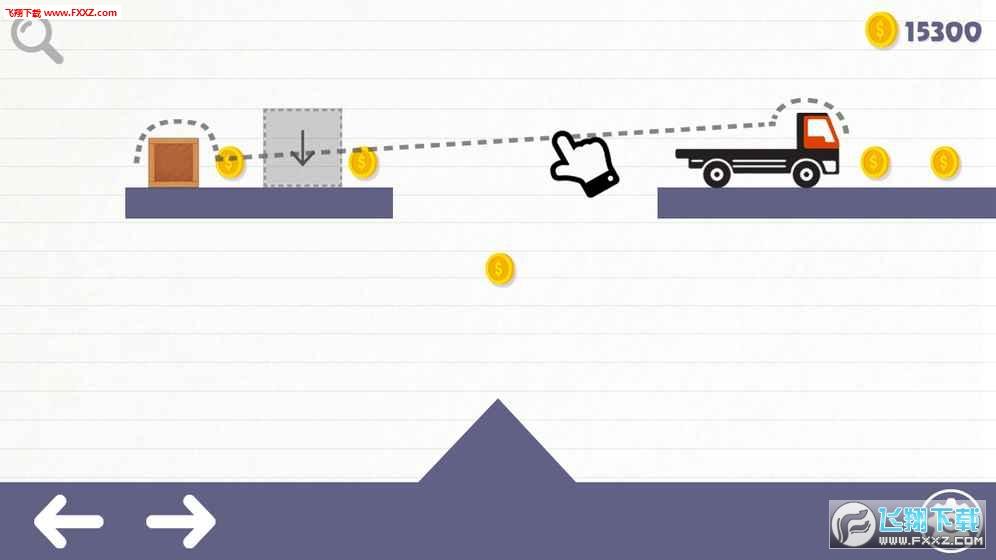 物理脑力卡车游戏v1.1截图1