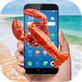 小龙虾在屏幕上爬恶作剧软件 1.8.0