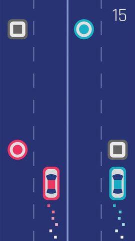 抖音红蓝车安卓版截图0