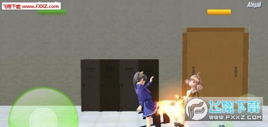高中女生街头模拟器安卓版截图0