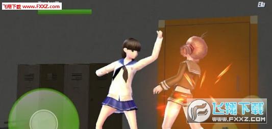 高中女生街头模拟器安卓版截图2