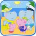 河马佩奇海滩冒险安卓版