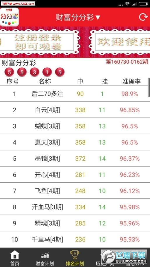 U购彩app截图2