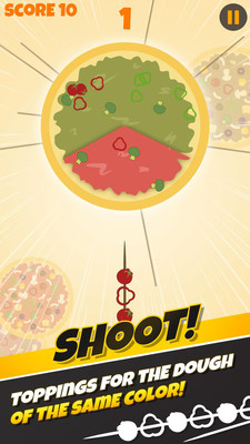 披萨射击正式版截图1