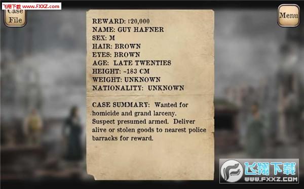 私家侦探凯恩序章:幽灵v17.09.18 安卓版截图1