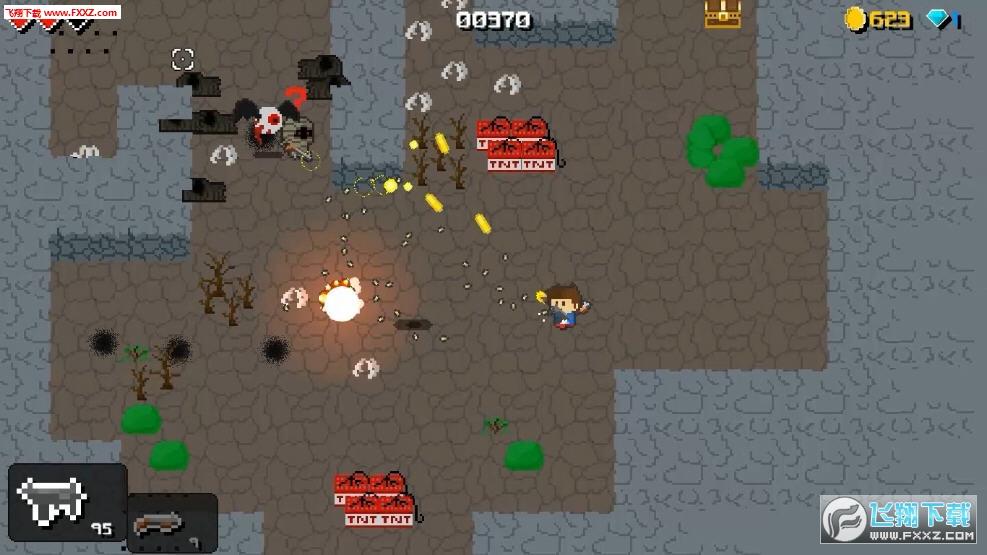 冒险游戏:怪兽传奇截图1