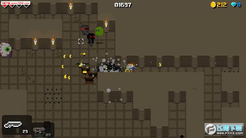 冒险游戏:怪兽传奇截图3